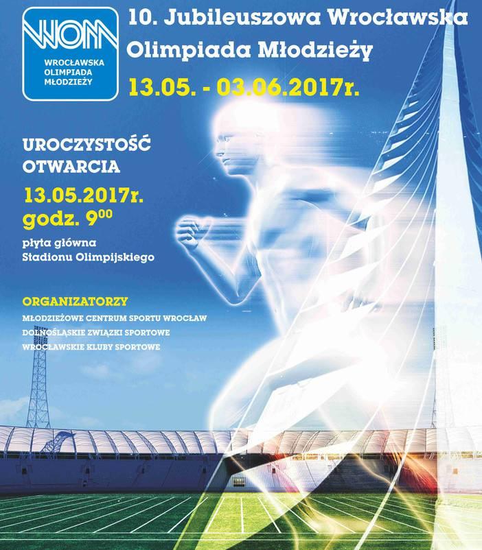 У Вроцлаві проведуть спортивні змагання для молоді
