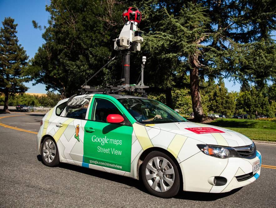 Вроцлав вчергове опинився в полі зору Google