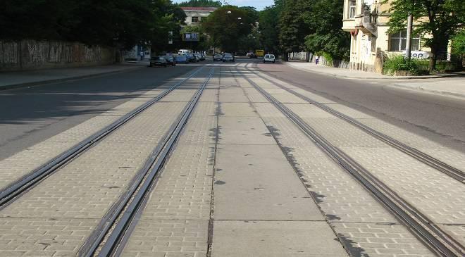 У Вроцлаві трамвай зійшов з рельсів