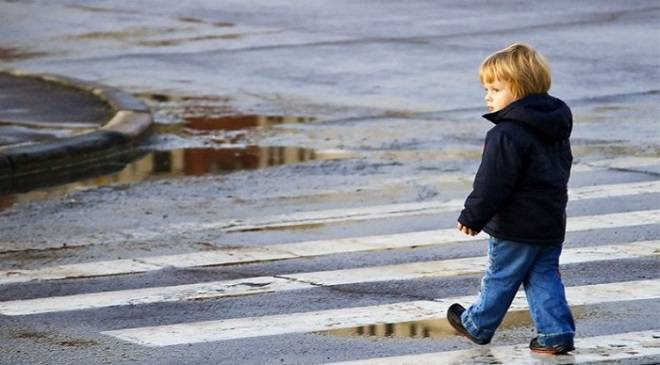 У Вроцлаві батько покинув 4-річного сина на вулиці