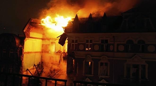 У Нижній Сілезії ледь не підірвали будинок