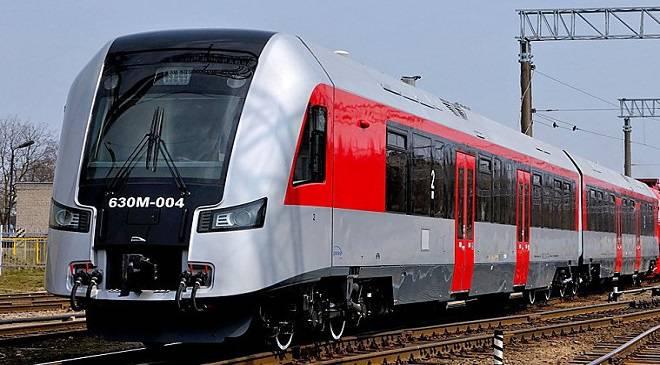 Поїзд Київ – Перемишль в жовтні курсуватиме по скороченому маршруту