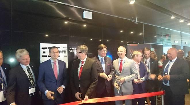 У Вроцлаві відкрили Центр Безпеки IBM