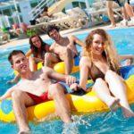 Вроцлавський аквапарк запрошує на бадмінтон