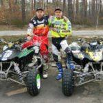 Українці обігнали поляка і перемогли у змаганнях з мотокросу