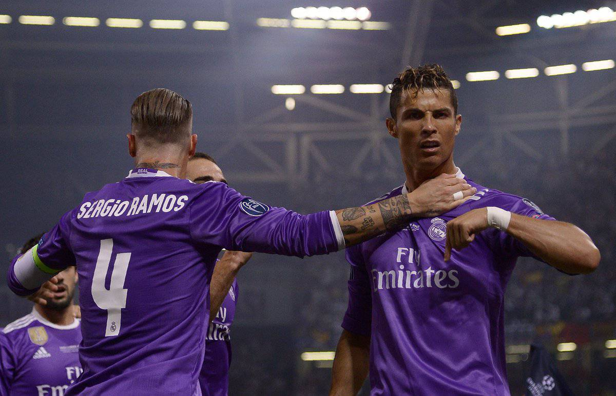 Мадридський Реал – тріумфатор Ліги чемпіонів 2016/2017