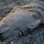 У Вроцлаві відкопали таємничу голову