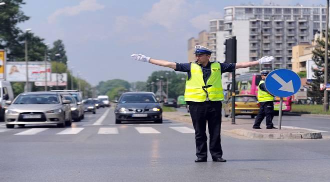 29 липня буде сповільнено рух на вул. Шредській у Вроцлаві