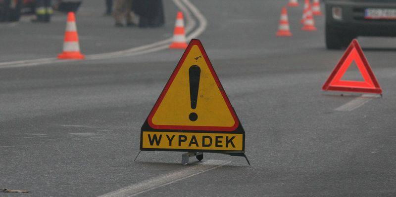 В Нижней Силезии произошло трагическое ДТП