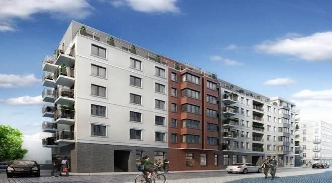 На Надодже у Вроцлаві збудують нові помешкання