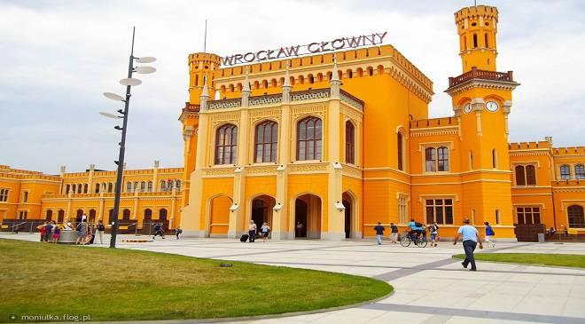 22 липня у Вроцлаві мають закінчити ремонт колій на вул. Пероновій