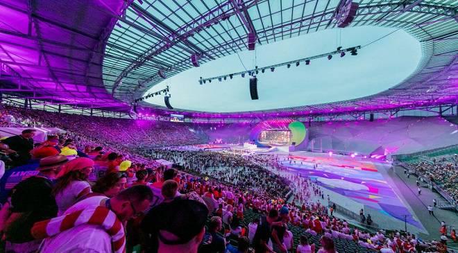 Всесвітні Ігри у Вроцлаві зібрали понад 100 тисяч вболівальників