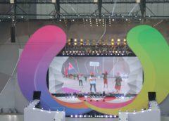 Всемирные игры во Вроцлаве: церемония открытия ( +ФОТО, +ВИДЕО)