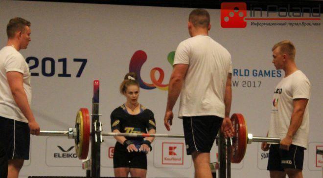 Украина завоевала вторую золотую медаль на Всемирных играх во Вроцлаве (+ФОТО)