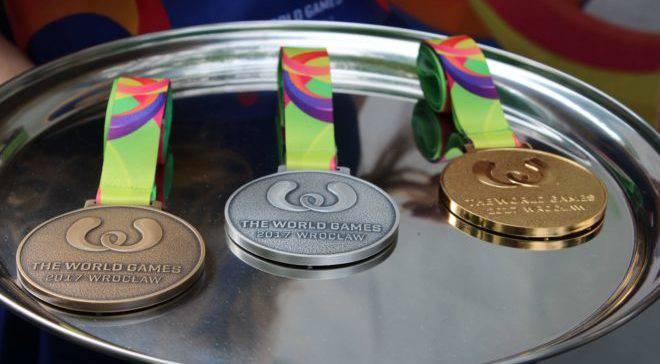 Всемирные игры во Вроцлаве: где и когда смотреть выступление украинцев (26 июля)