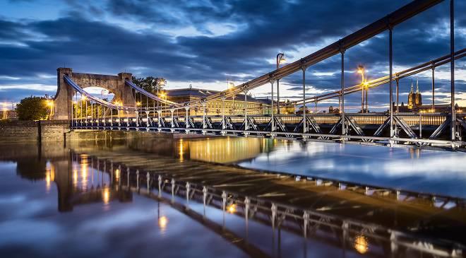 У Вроцлаві збудують мініатюрні мости
