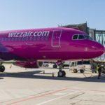 На рейсы лоукостера WizzAir из Вроцлава до Киева и Львова растет спрос