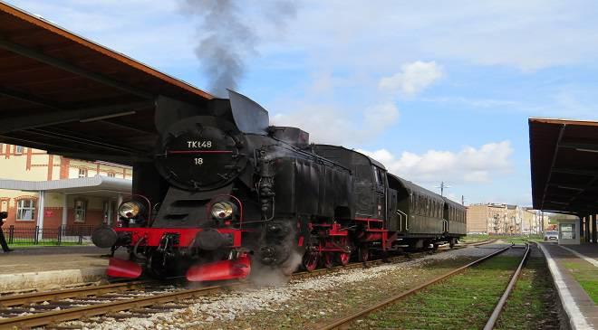 У Нижній Сілезії — цікавинка: екскурсія ретро-потягом