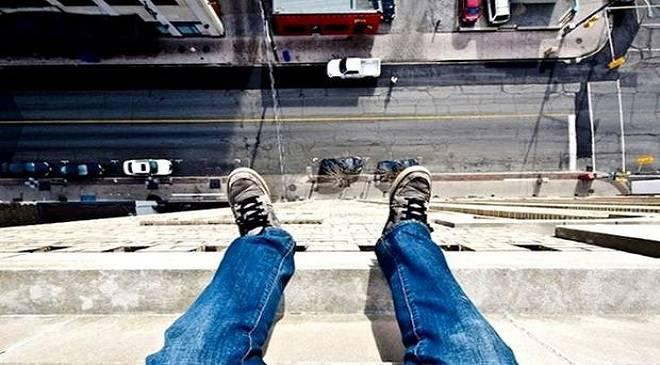 У Нижній Сілезії злочинець хотів вискочити з вікна