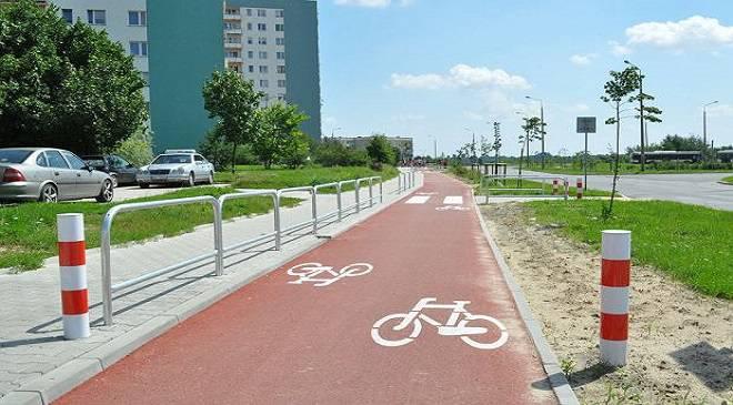 У Вроцлаві буде нова велосипедна доріжка