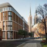 Нова вроцлавська інвестиція – на Острові Тумськім збудують готель