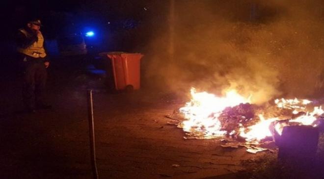 В Клодзьку затримали підпалювача-рецидивіста