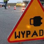 Аварія в напрямку Тшебніци – двоє поранених, дорога заблокована