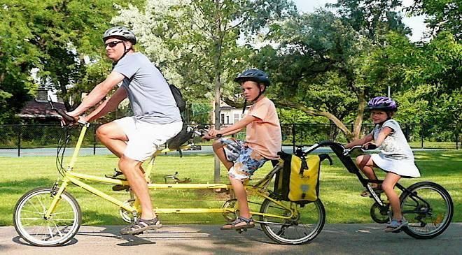 Візьми участь у велосипедному параді у Вроцлаві