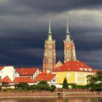 На Вроцлав насуваються бурі, спека і град