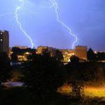 На Вроцлав насуваються бурі з градом
