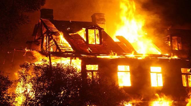 В Нижній Сілезії сталась пожежа, загинув чоловік