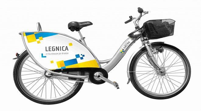 В Легніці збільшать кількість станцій з оренди велосипедів