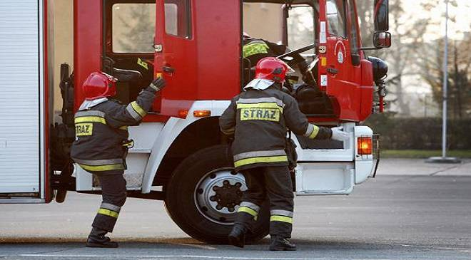В Олаві відбувся вибух газу, людей евакуювали