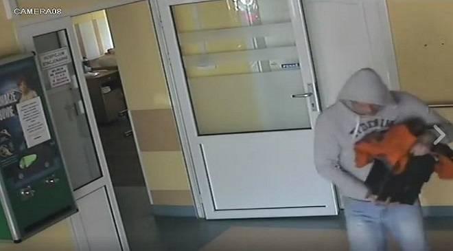 Поліція в Вальбжиху розшукує злочинця, який вкрав гроші з хоспісу