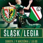 Виграй квиток на матч Шльонськ-Легія