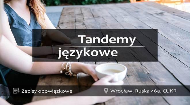 Чудовий спосіб вивчити польську — мовні тандеми. Зголошуйся у Вроцлаві!