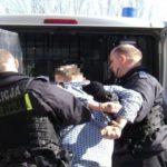 У Вроцлаві злочинець з ножем пограбував магазин