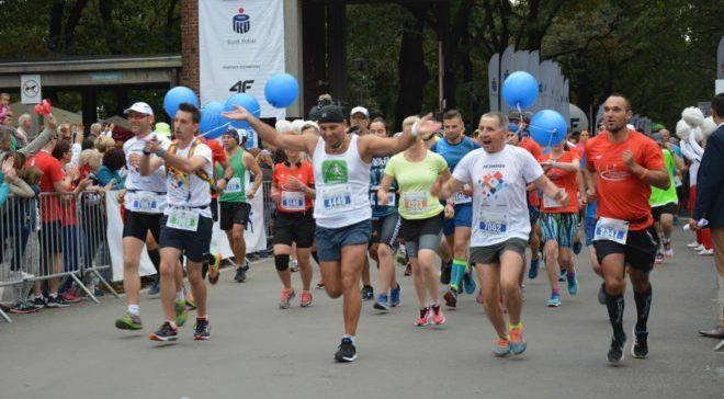 Марафон во Вроцлаве: 5 тыс. участников стартовали со стадиона Олимпийский (+ФОТО, ВИДЕО)