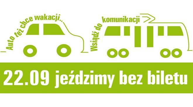 У Вроцлаві — День без автівки і безкоштовний міський транспорт