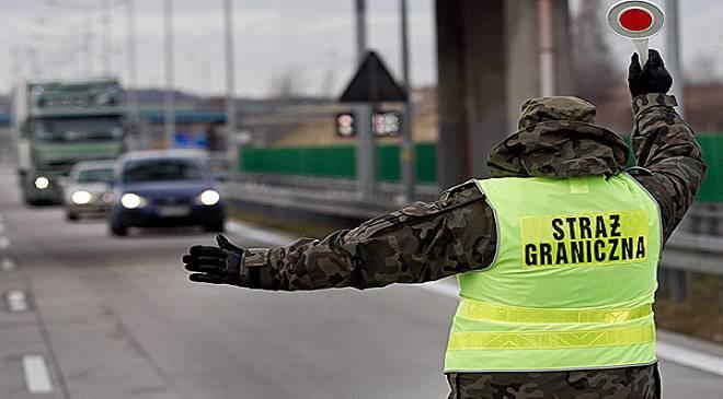 Польские пограничники депортируют 29 нелегальных мигрантов