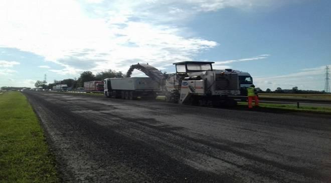 У Вроцлаві триває перший етап ремонту на А4