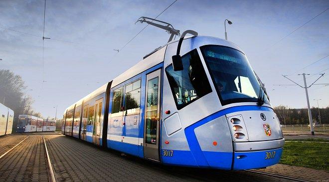 Вроцлавські трамваї змінять трасу