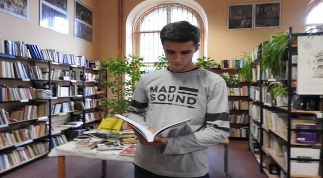 В любомєжському технікумі створили окремий клас для українців (+ФОТО)