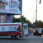У Вроцлаві авто збило 12-літню дівчинку та в'їхало в стовп