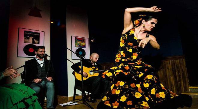 У Вроцлаві відбудеться вечір фламенко