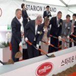 Нова інвестиція під Вроцлавом – завод літієвих батарей