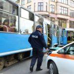 В центрі Вроцлава зіткнулися два трамваї, є поранені