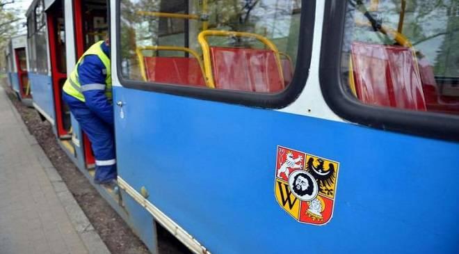 Що з вроцлавськими трамваями? Ще один зійшов з рельсів