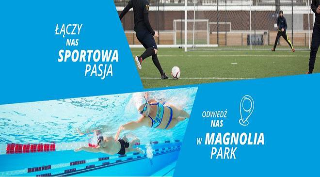 """У парку """"Магнолія"""" у Вроцлаві організовують безкоштовні тренування"""