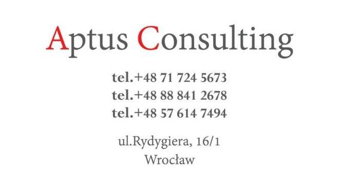Бюро рахункове Aptus Consulting